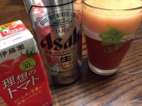 トマトジュース割
