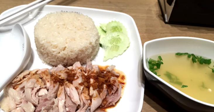 タイ語ご飯