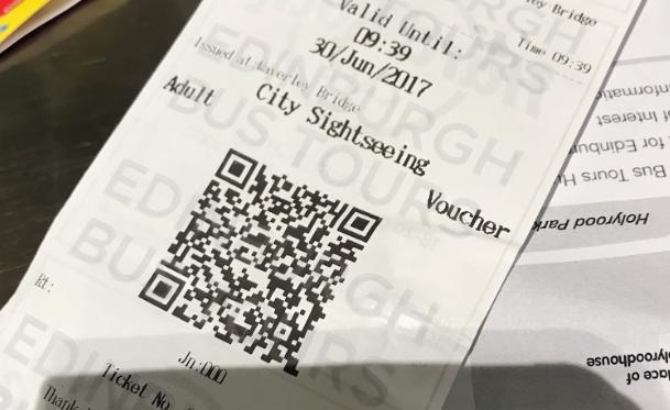 CitySightseeingチケット