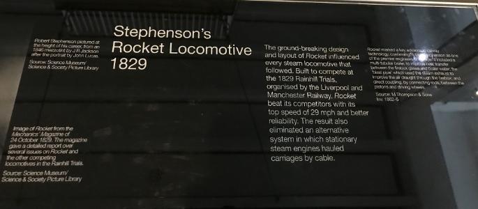 Stephenson's Rocket3
