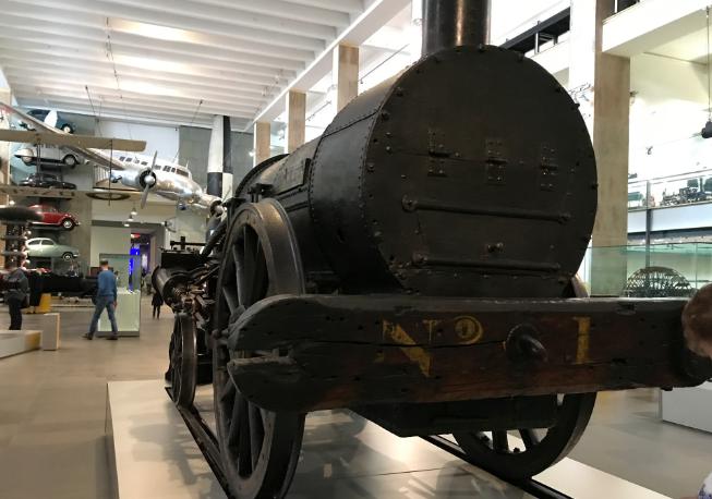 Stephenson's Rocket4