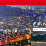 City Sightseeing Edinburgh サイト